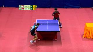 27th SEA GAMES MYANMAR 2013 - Table Tennis 17/12/13