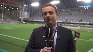 Justin Marshall previews the third Test v France
