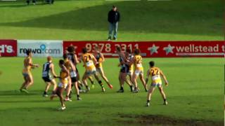 McDonald's WAFL Round 20 Top 10 Plays