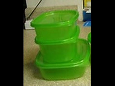 Product review Debbie Meyer Green storage boxes for veggies & Product review: Debbie Meyer Green storage boxes for veggies - YouTube