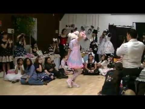 Défilé Fairy-kei Fashion Show Fleur en sucre, Convention lolita 2012