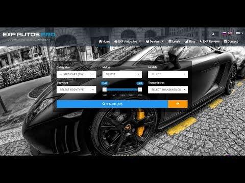 Joomla плагин EXP Autos Pro 4.2.3.1 Joomla Vehicle Component обзор и скачать бесплатно