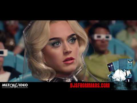 Katy Perry & S.Marley Vs Major Lazer - Chained To The Rhythm Vs Light It Up (Djs From Mars Bootleg)