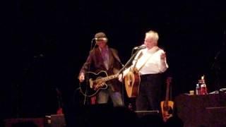 "John Prine + Todd Snider ""In Spite of Ourselves,"" 9/21/28 Arlene Schnitzer Concert Hall - Stafaband"