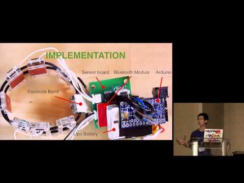 UIST 2015 - Tomo: Wearable, Low-Cost Electrical Impedance Tomography for Hand Gesture Recognition