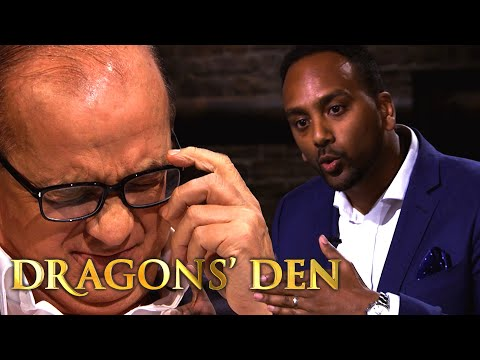 Delusions of Conquering Oxford Street With Designer Coffee | Dragons' Den