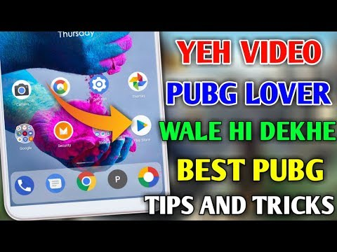 new-android-app-2019-!!-pubg-mobile-pro-player-tips-and-tricks-in-hindi