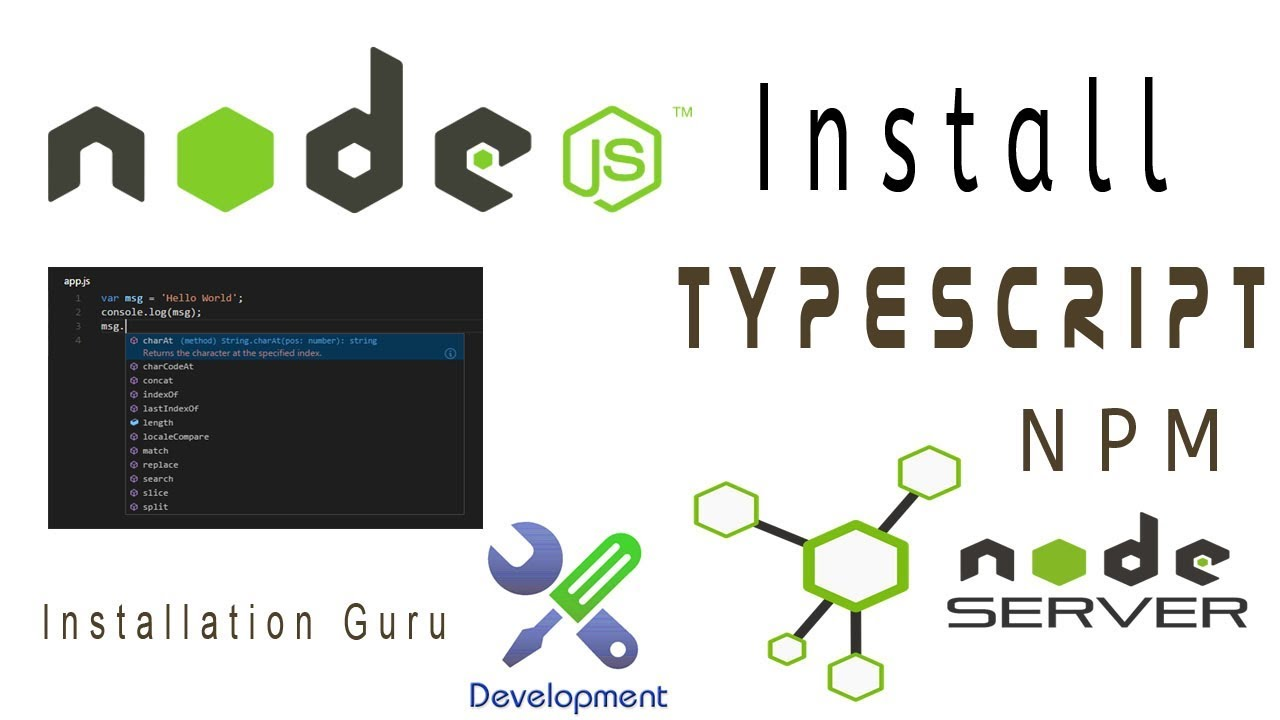 How To Install Ts-Node Npm: How to Use TypeScript With