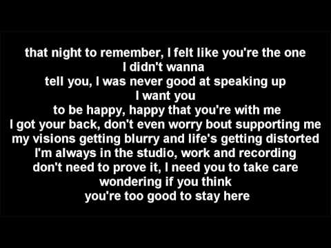 J.Reyez Ft. Lydia Paek - There For You (Lyrics)