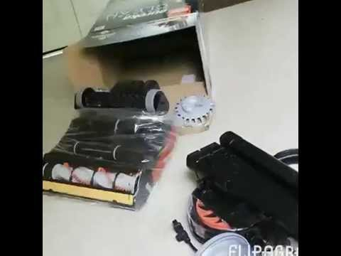 Eureka Brushroll Clean unboxing