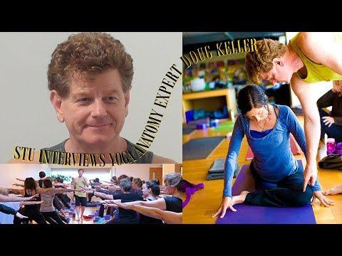 Doug Keller Interview: Yoga Anatomy