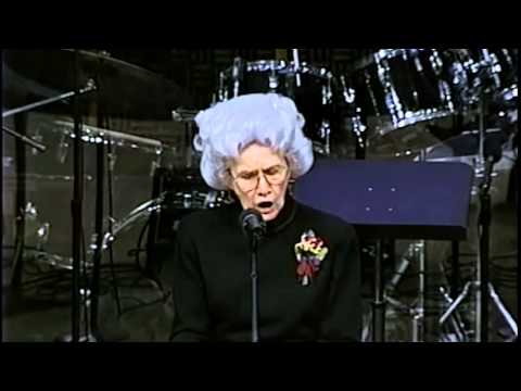 """How Often I Would – But You Would Not"" Vesta Mangun BOTT 1995"