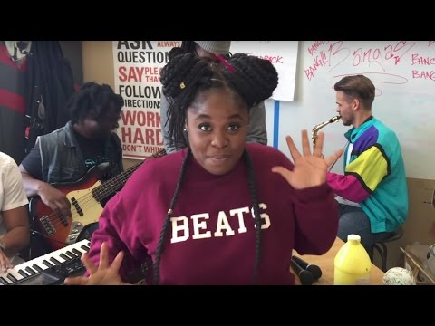 Tank and The Bangas   NPR Tiny Desk Contest 2017