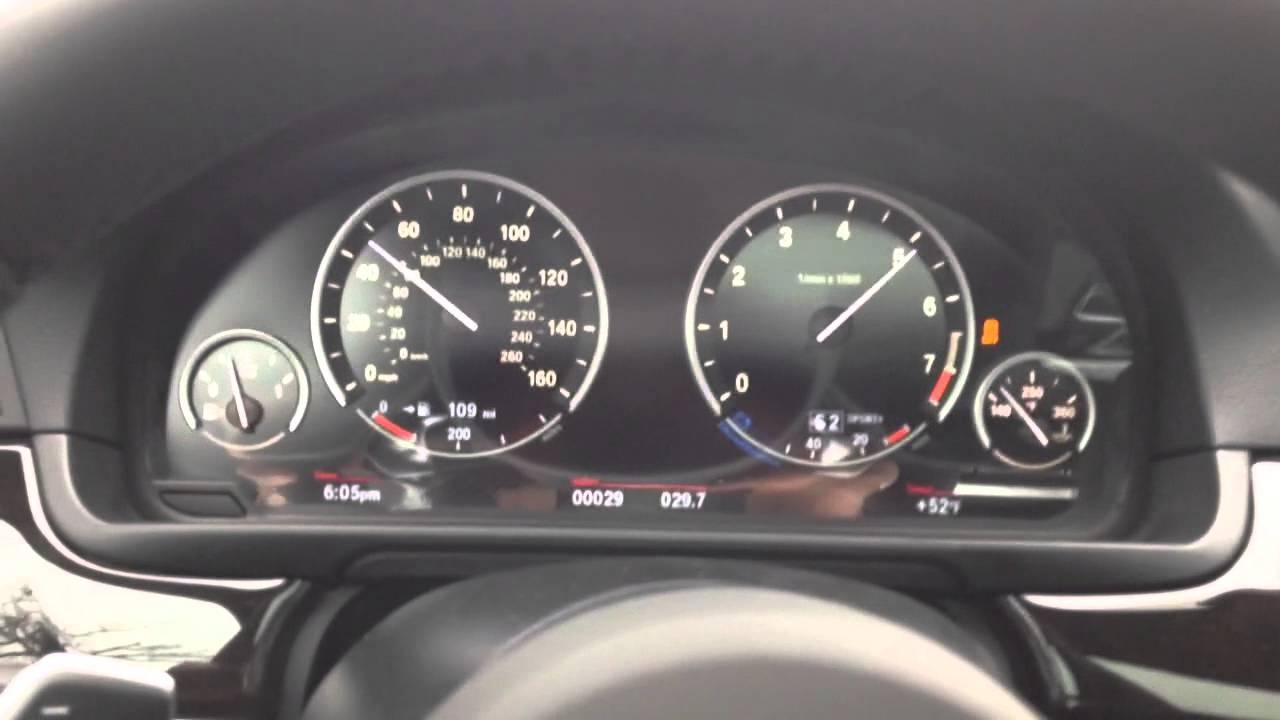 2014 BMW 550i xdrive 0 60   YouTube