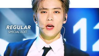 NCT 127 - Regular Stage Mix(교차편집) Special Edit.