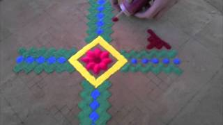 Making the Yantra