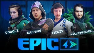 EPIC Atlantis DodoCZ, Machine, Fickzy & HalienPower Stream Team Highlights!