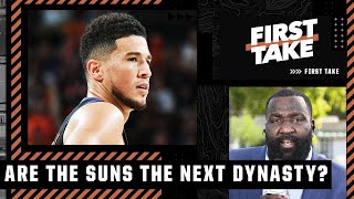 The Suns are a dynasty in the making, CARRY ON! - Perk likes the Suns' promising future