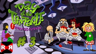 Day of the Tentacle Remastered - iOS / Android - Gameplay Video - Part 3