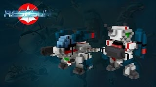 Resogun x Robotech: The Macross Saga