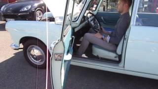 Peugeot 404 GT 72 Cv de Collection