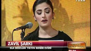 Gambar cover Zavil Sarki, Ela Gözlüm Yiktin Benim Evimi