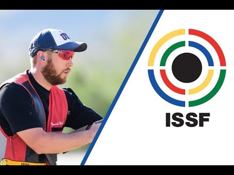Interview with Vincent HANCOCK (USA) - 2018 ISSF World Cup in Guadalajara (MEX)