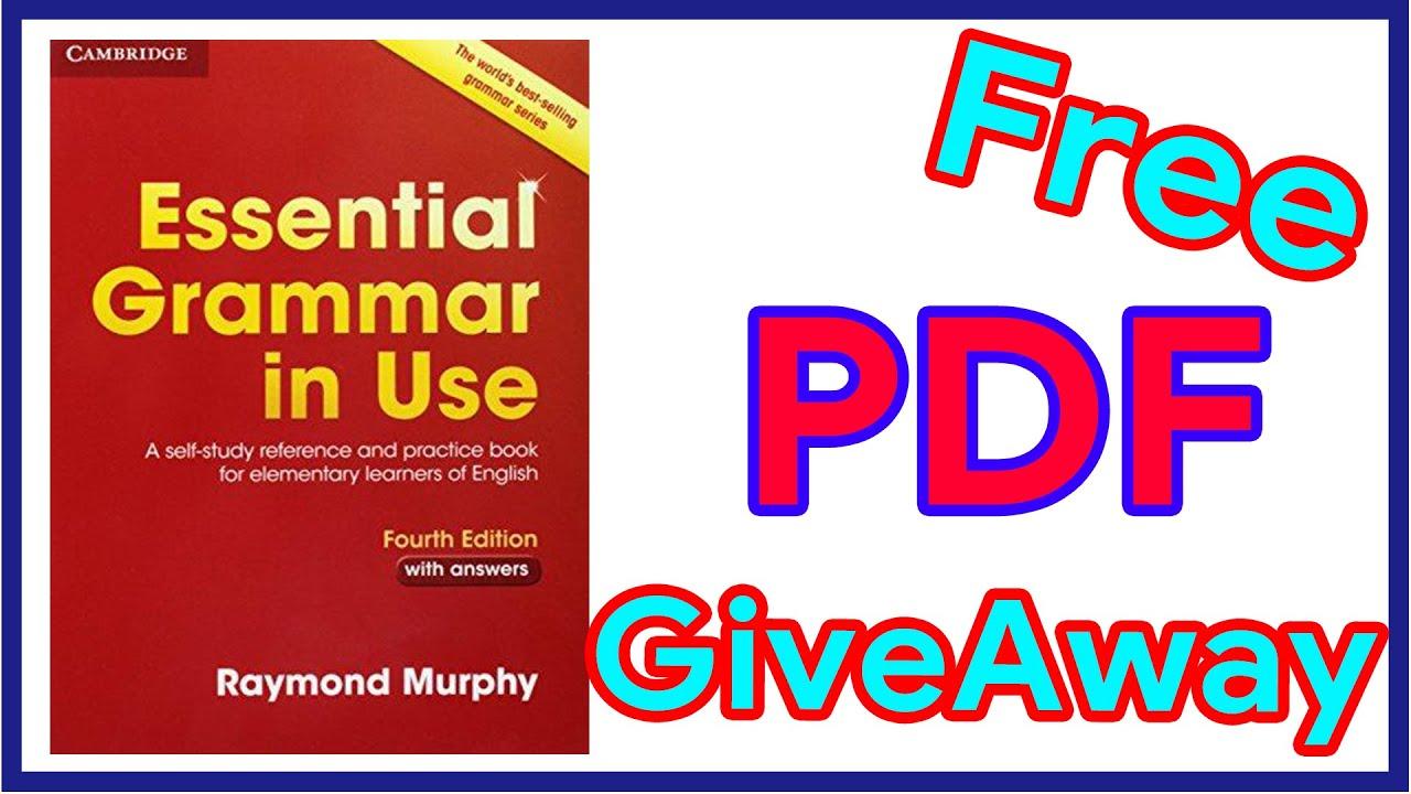 Essential Grammar In Use Fourth Edition Pdf