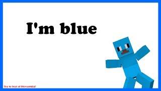 [千山萬水] I'm blue