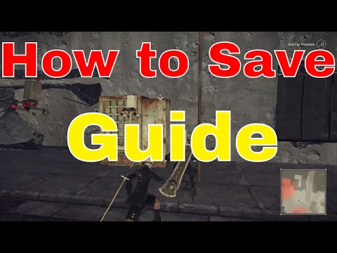 Nier automata how to save guide