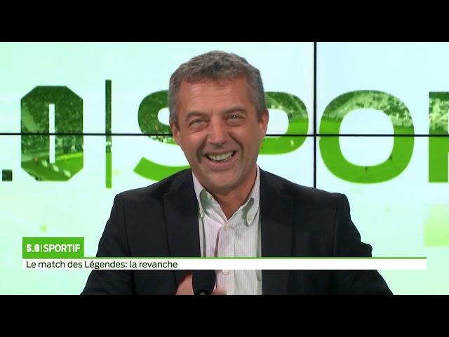 SO sportif - Pascal Olmeta