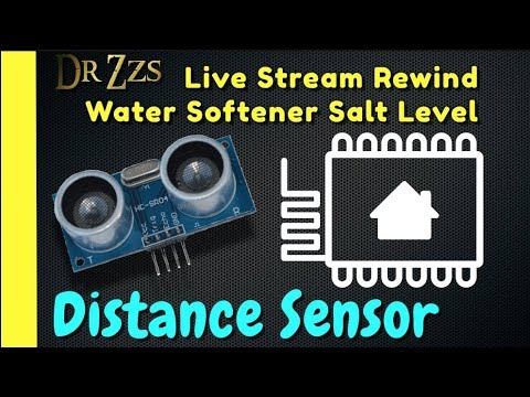 Repeat Ultrasonic Sensor for Home Assistant w/ ESPhome +