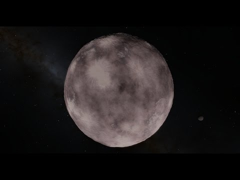 Mission to Orcus, a dwarf planet, and Vanth in KSP RSS