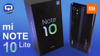 Xiaomi Mi Note 10 Lite полный обзор. / QUKE.RU /