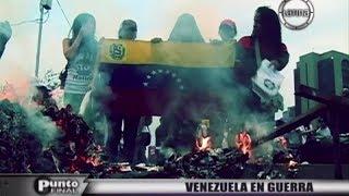 Venezuela en guerra: Vea el caos en el país que gobierna Nicolás Maduro