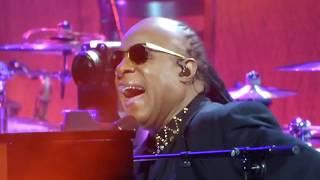 Stevie Wonder - Live -  Ebony Eyes 2015 INDY