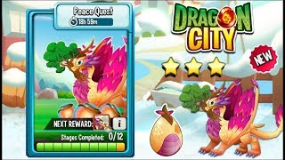 Dragon City - Peace Quest, get a new Peace Dragon [COMPLETED] 😱