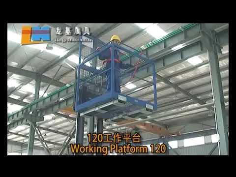 Forklift Working Platform Attachment