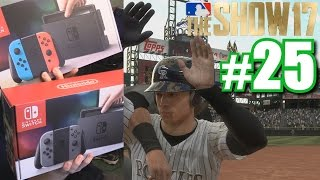 BIG GIVEAWAY ANNOUNCEMENT! | MLB The Show 17 | Road to the Show #25