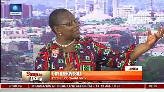 Keyamo Argues Buhari Govt Has Delivered As Ezekwesili, Mohammed Score APC Govt Low Pt.4