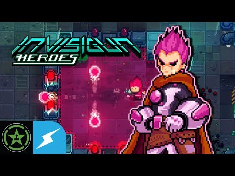 Let's Play - Invisigun Heroes with Chad