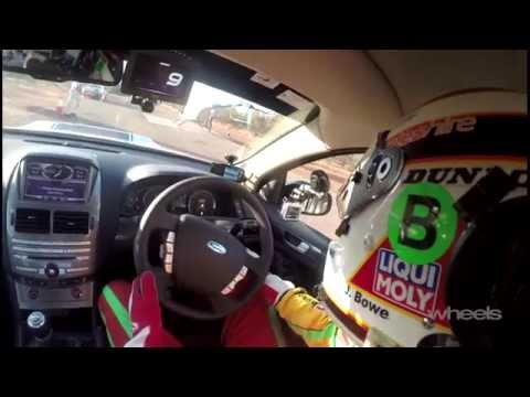 Target: 300km/h in a FPV GT-F Falcon on the Stuart Highway, NT