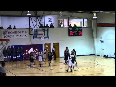 Emilee Murr Lindsay Lane Christian Academy vs Tabernacle