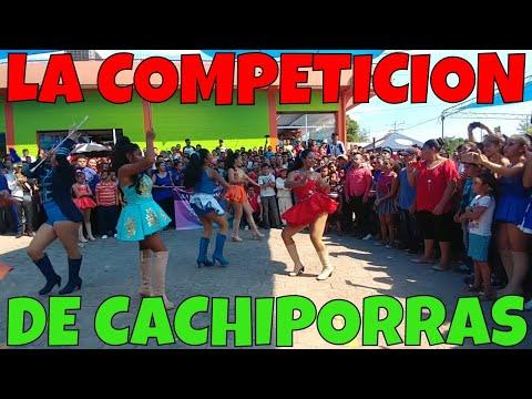 Mano a mano competicion de las mejores cahiporras. Concurso de Bandas en Mega Plaza El Ceibillo 2017