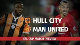 Hull V Manchester United (Agg 0-2) - EFL Cup Semi-Final Match Preview