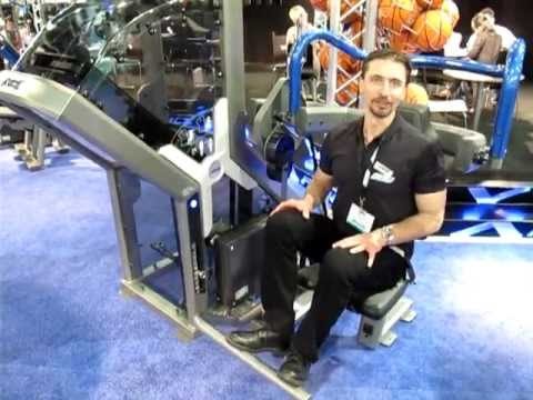 X-Force At IHRSA-worlds Best Pullover Machine?