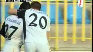 Gol Eric de Oliveira  Gaz Metan Pandurii 1 0    GSPTV    GSP ro 3