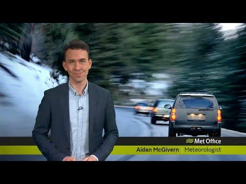 Tuesday Morning Forecast 14/01/20