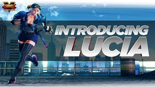 SFV: Character Introduction Series – Lucia