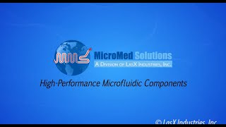 MicroMed Solutions: High-Performance Microfluidic Components
